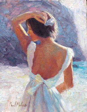 Joy Painting By Paul Milner